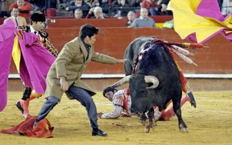 La version española de Rudo y Cursi al ataque.