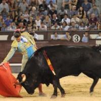 Triunfo de Conchi Rios en Madrid – Puerta Grande.