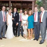 'El Conde' se casa en Sevilla en una lujosa boda de sociedad
