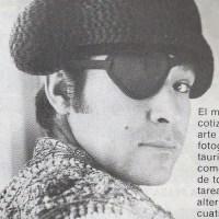 """Sombras y Marismas – En la Muerte de Armando Rosales """"El Saltillense""""."""