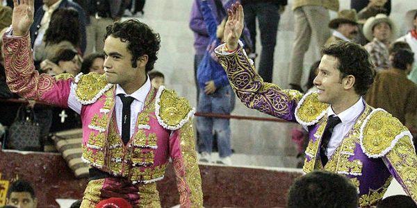 Sanchez y Saldivar: A ver si como hablan con la prensa, hablan en el ruedo.