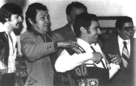 Manolo Martínez, pionero y lider del auge de la feria de Texcoco y de San Marcos.