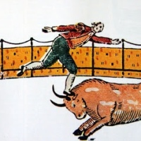 El cura Hidalgo y el torero Mallorquín.