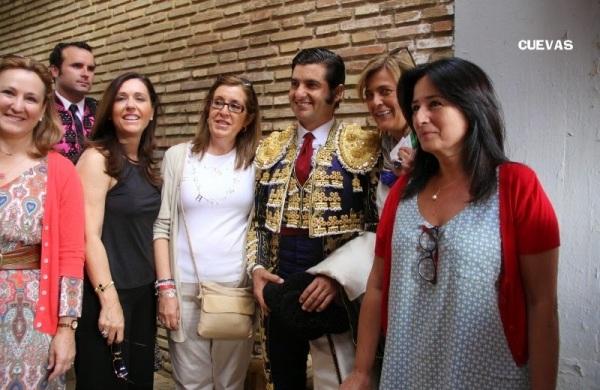 Morante se deja querer. Foto de JL Cuevas.