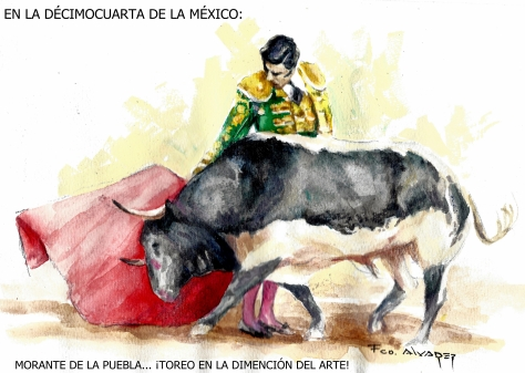 DECIMOCUARTA DE LA MEXICO