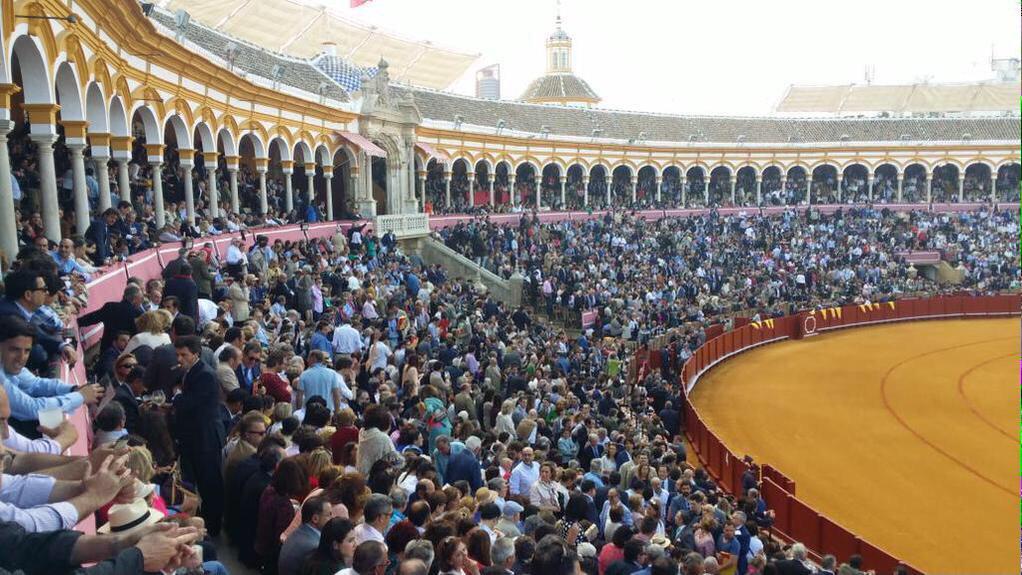 La Maestranza de Sevilla lucio Majestuosa