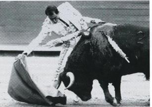 """El Toro en La México trae lo imborrable: Mariano y """"Marqués"""" de José Julián Llaguno."""