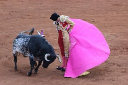 "Rebolera de Diego Silveti a ""Mazapán"" de Jaral de Peñas."
