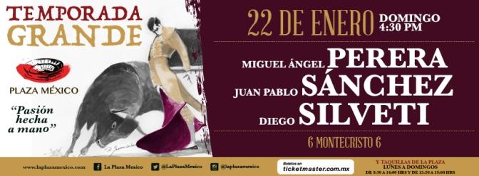 Plaza México Temporada Grande 2017: Carteles LXXI Aniversario –La Medianía y la Esperanza