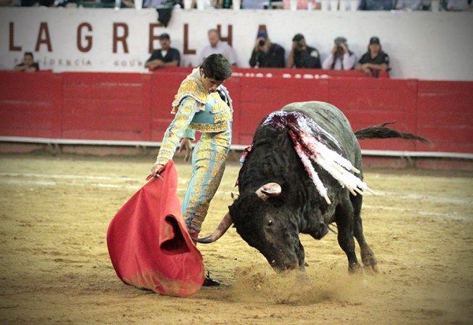 Finaliza Luis David Adame su relación de apoderamiento con Taurodelta