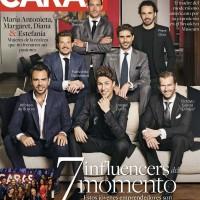 """""""El Payo"""" entre los 7 influencers del momento para la revista CARAS"""