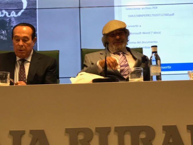 """Rafael de Paula: """"España no sería España sin las corridas de toros. Y punto."""""""