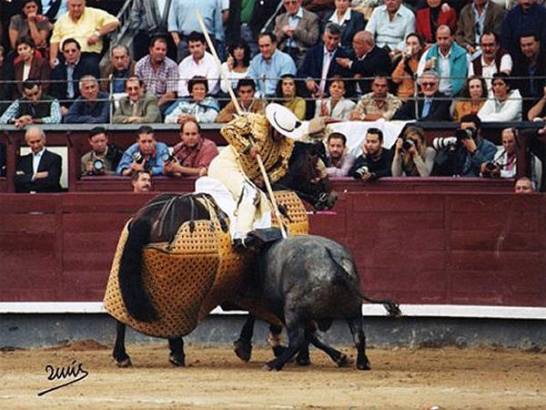 Sobre el tercer puyazo Por Joaquín Vidal
