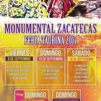 FENAZA 2017 - Corridas de Toros