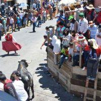 Huamantla 2017: Varios heridos y riñas durante la Huamantlada
