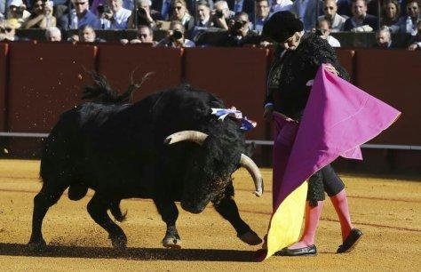 OPINIÓN Morante, la pataleta de un torero con estrella.
