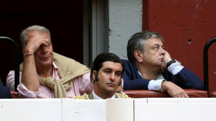 Morante el pasado sábado en San Sebastián un día antes de El Puerto, donde también fue abroncado.