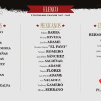 Plaza México: Elenco para la Temporada Grande 2017-18