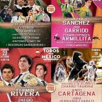 Pachuca 2017 - Corridas de Toros