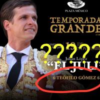 Comienza la Temporada Grande 2017-2018 en La México: ¿Y los Toros?