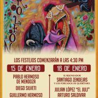 Feria de Moroleón 2018 - Corridas de Toros