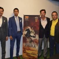 Anuncian corrida de toros en Acrópolis de Puebla con toros de José Julián Llaguno