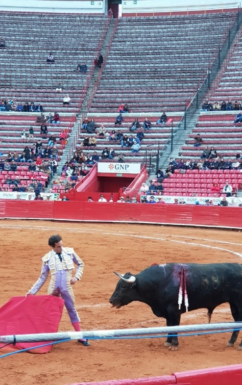 Juan Pablo Sánchez. Foto @mataor0101