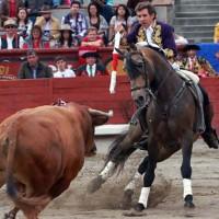 Prohibirán en Chihuahua  entrada a menores en corrida de Pablo Hermoso