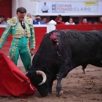 Feria de San Marcos: Ferrera torero de otro cosmos
