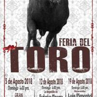 CARTELES: Feria del Toro, Teziutlán 2018 - Resquicio Torista en la Sierra de Puebla.