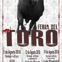 CARTELES: Feria del Toro, Teziutlán 2018 - Resquicio Torista en la Sierra de Puebla.