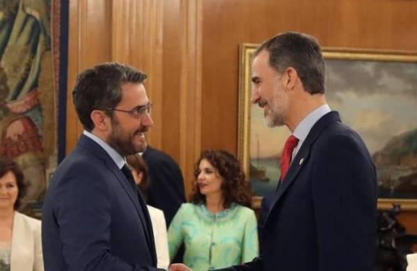 Maxim Huerta y El Rey de España ¿dos antitaurinos?
