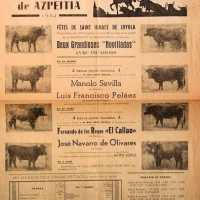 """""""El Callao"""" y los Miura"""