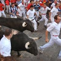 """""""No veo unos Sanfermines sin toros pero sí sin corridas"""": Joseba Asiron, alcalde de Pamplona"""