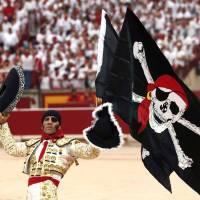 Heroico y admirado pirata Padilla, una forma diferente de estar en el mundo