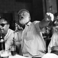 Hemingway en San Fermín