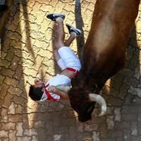 San Fermín 2018: Disminuye la cifra de corredores y de heridos por asta de toro