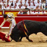 """Feria de San Fermín 2018: Mejor encierro para Jandilla y Carriquiri para """"Cuba"""" de la ganadería Puerto de San Lorenzo"""