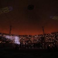 Huamantla: Luces y sombras en la noche que nadie duerme