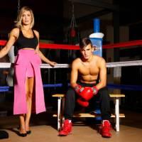 'Toro salvaje': así es el hijo boxeador de la torero Cristina Sánchez
