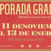 CARTELES - Plaza México 2018 – 2019: Una Temporada Grande en Diminutivo.