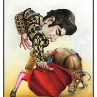 #CorridaGuadalupana: ¿Y el toro apá?