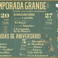Lunes de @Taurinisimos 168 - PREVIO Carteles @ La México. Análisis Temporada Grande, Segunda Parte.