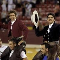 Ventura y Hermoso de Mendoza vuelven a la Maestranza sin verse las caras