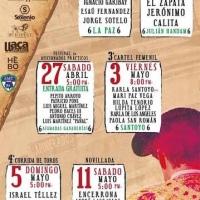 Puebla es taurina, estos siete carteles lo confirman