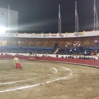 Puebla - Crónica: Esaú, dos orejas; Garibay, una
