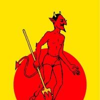 La embriaguez de la gloria: El Diablo Por Bardo de la Taurina