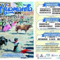Huamantla 2019: Corridas de Toros