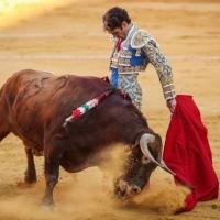 Feria del Corpus de Granada: Un montaje diseñado al milímetro por José Tomás