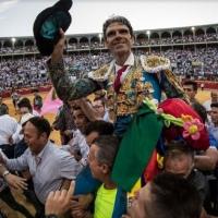 José Tomás en Granada: 'Manolete ha vuelto'